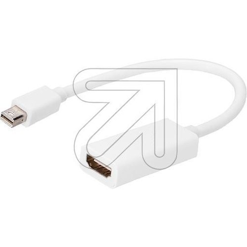 Adapter Mini-Displayport/HDMI(A)-Buchse - EAN 4027236037798