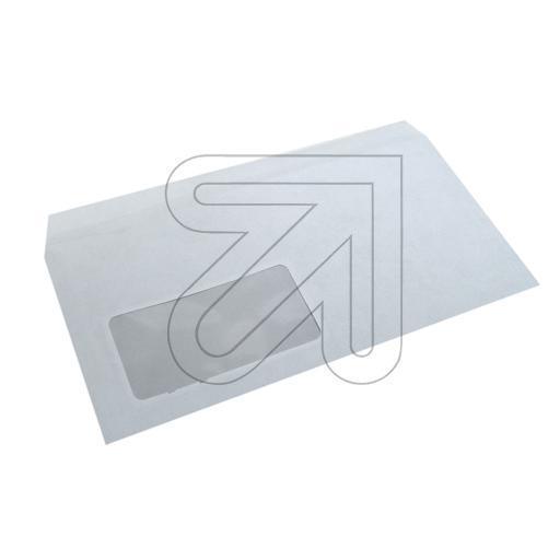 Briefumschlag Din Lang Mit Fenster Inhalt 1000stk Ean 4010814315043