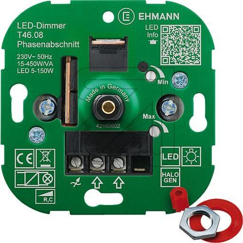 UP Dimmer für LED  T46.08 - EAN 4012096006268