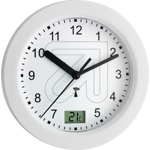 Badezimmer Funkuhr TFA 60.3501   EAN 4009816019554