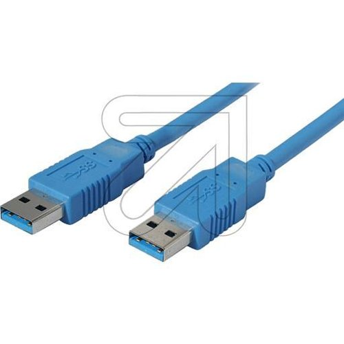 EGB USB-Kabel 3.0 A/A 1 m CO 77031-1 - EAN 4027236026303