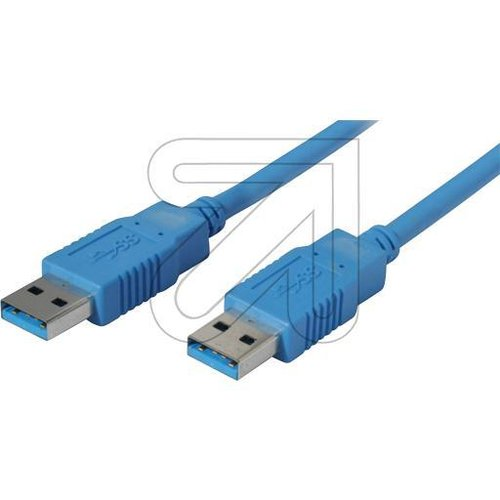 EGB USB-Kabel 3.0 A/A 1,8 m CO 77032-1 - EAN 4027236026310