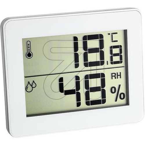 Digitales Thermo-Hygrometer 30.5027.02 - EAN 4009816023230