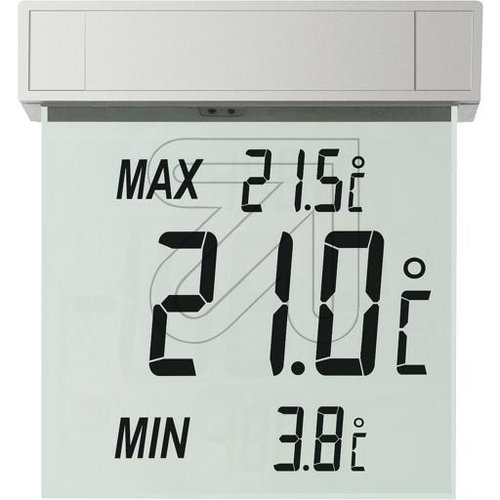 Digitales Fensterthermometer 30.1025 - EAN 4009816012876