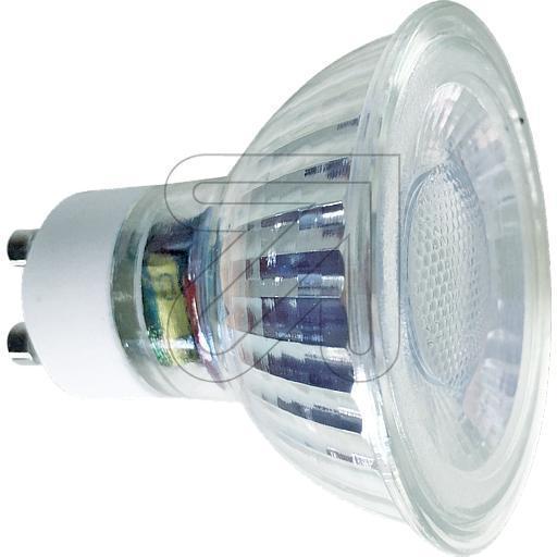 EGB LED Lampe GU10 MCOB 36° 3W 230lm/90° 2700K - EAN 4027236036043
