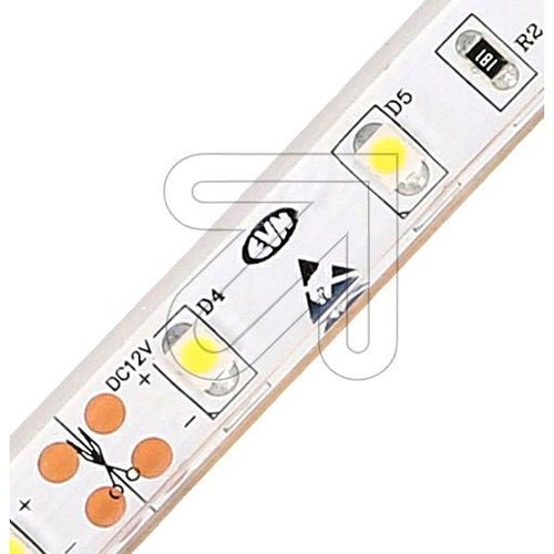 LED-Strips-Rolle 5m weiß 21,5W IP67 LSTR 67 12303501 - EAN 4037293370905