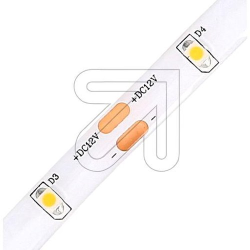 LED-Strips-Rolle 5m warmweiß 12W IP54 LSTR 54 12153502 (LSTR 4402) - EAN 4037293370615