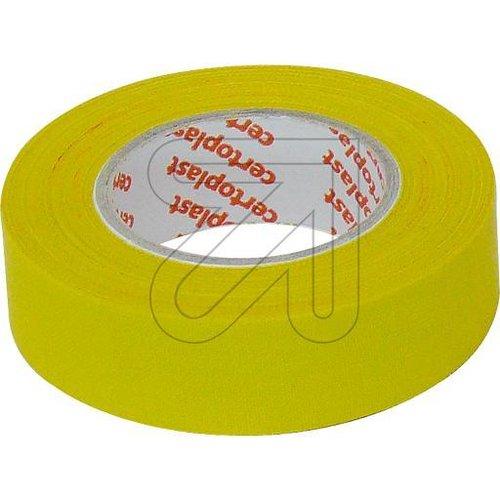 Certoplast Gewebeisolierband L10m farbig Sortiert