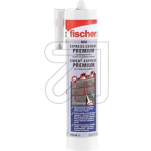 Fischer Premium Express-Zement, 310ml 534474 (519321) - EAN 4042205318326