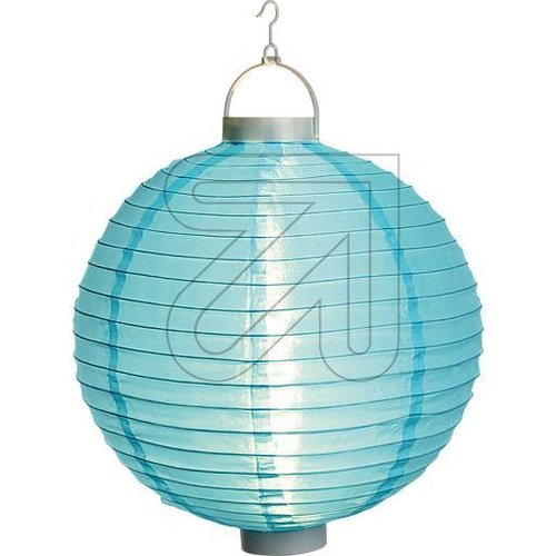 LED Lampion 40cm blau 38912 - EAN 8024199038912