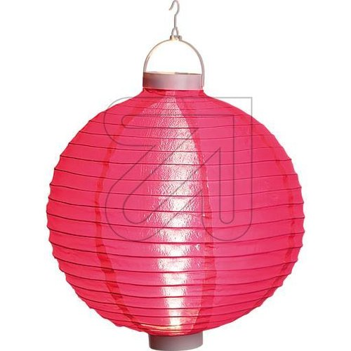LED Lampion 40cm pink 38936 - EAN 8024199038936