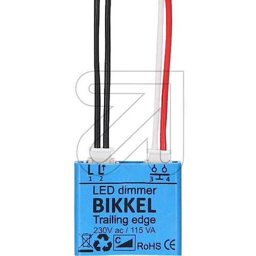 LED Dimmer Bikkel 890300 - EAN 8716643063143