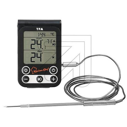 Grill-Braten-/Ofenthermometer TFA 14.1512.01 - EAN 4009816032126