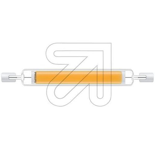 Philips CorePro LEDlinear R7s  118mm  8,1-60W 830 Glas 73516600 - EAN 8718699735166